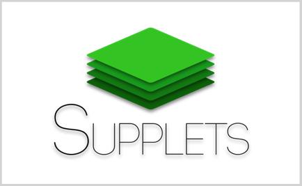 Logo Supplets