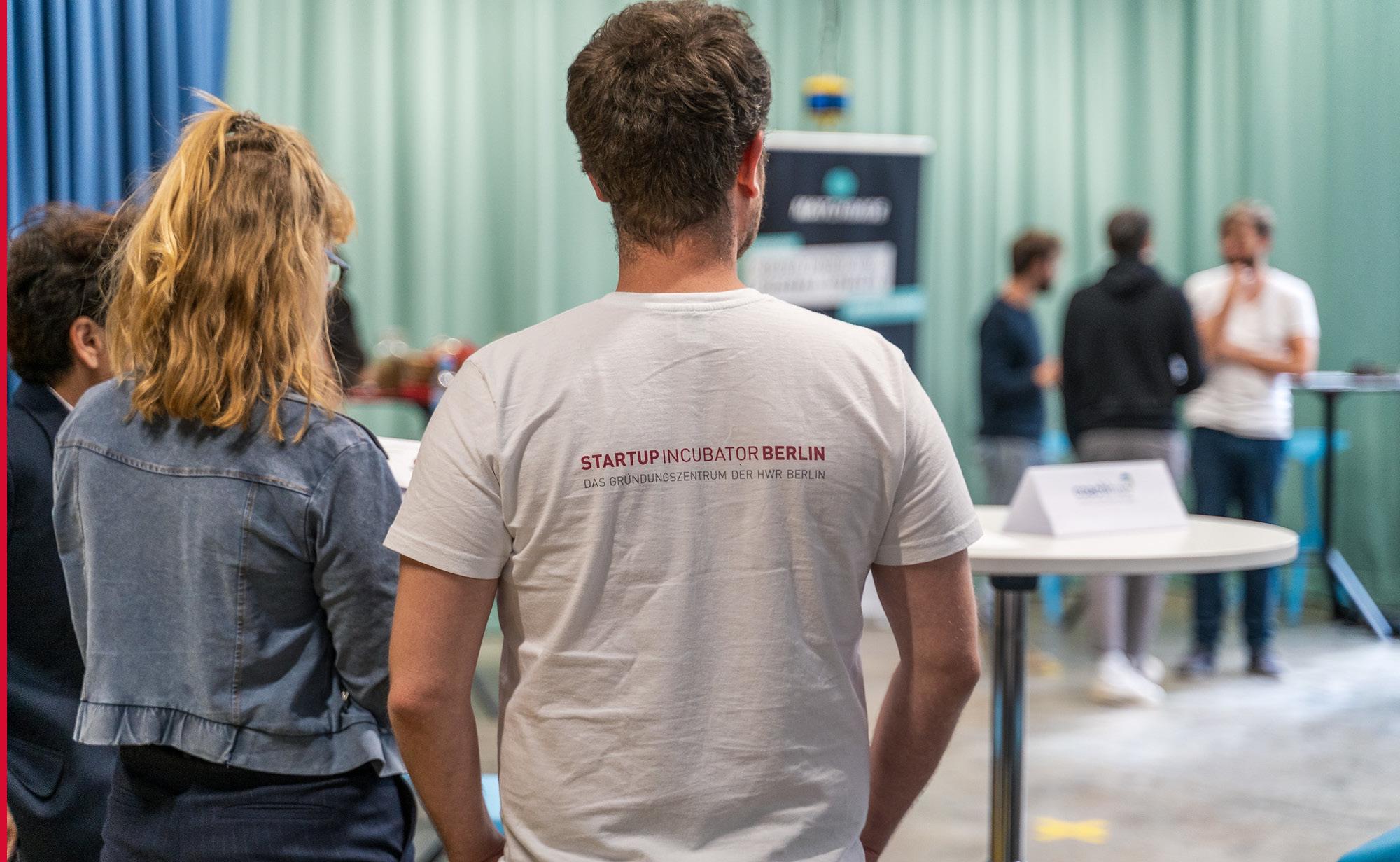 Gründungszentrum der HWR Berlin - Startup Incubator Berlin