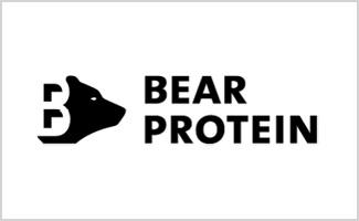 Logo Bear Protein