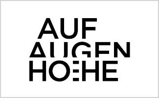 Logo AUF AUGENHÖHE