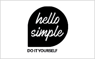 Logo hello simple