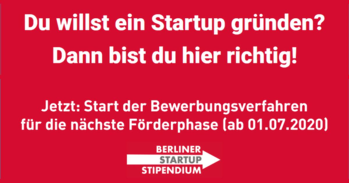 Stipendium Berlin